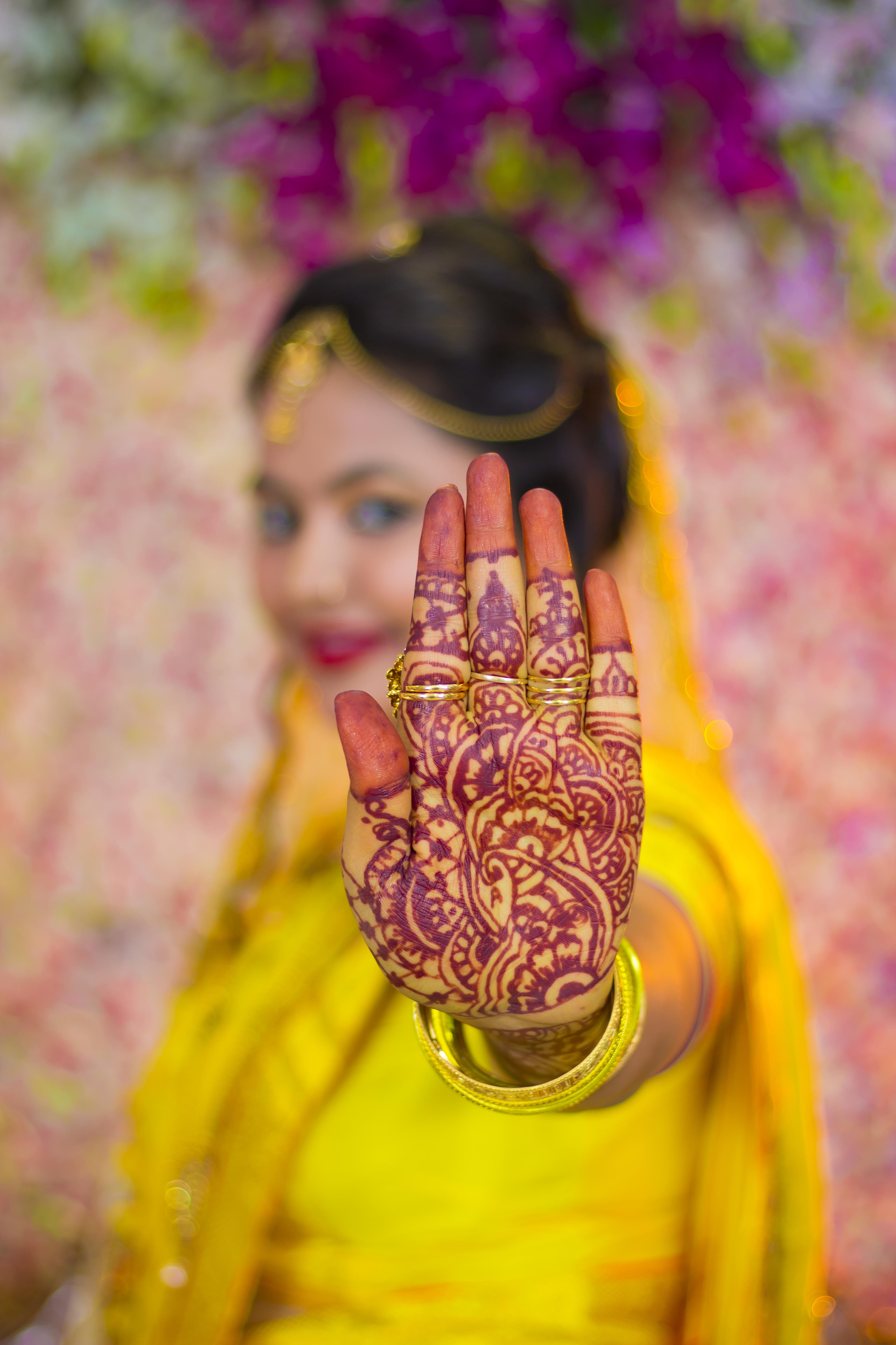 Indická nevěsta