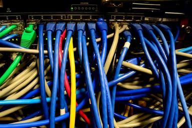 Internetová kabeláž