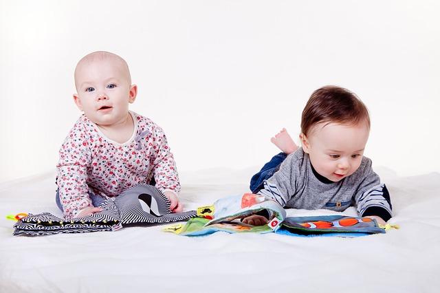 děti a knížky